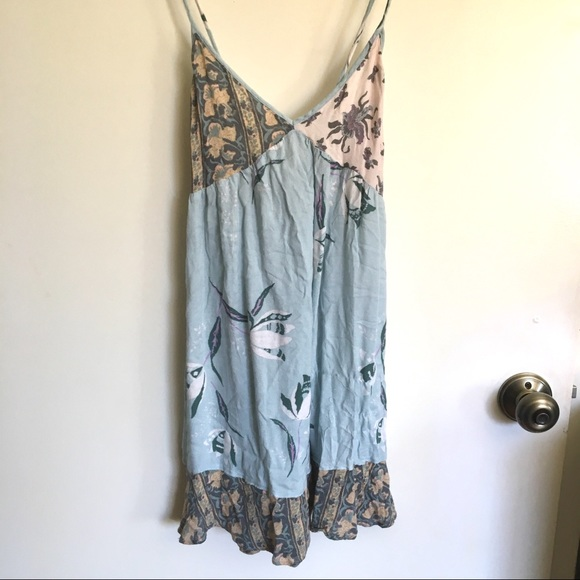 Free People Dresses & Skirts - Free People tunic dress floral XS